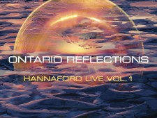 New Hannaford Band CD