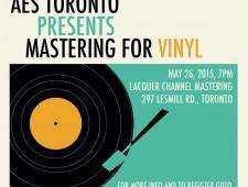 Mastering for Vinyl